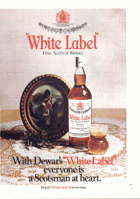 Reklama Alkohol - White Label