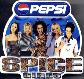 PEPSI - Spice Girls