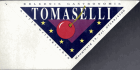 TOMASELLI - Gastronomie
